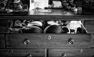 Ode to the bra drawer