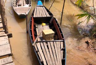 Boats in Vietnam