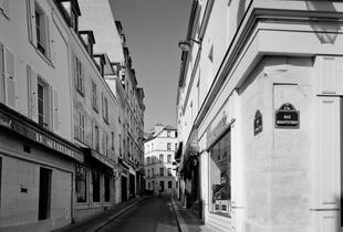 Rue de l'Arbalète, Paris