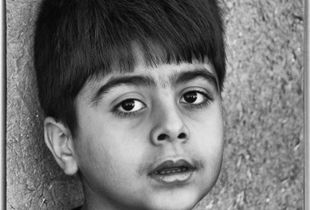 Boy in Yazd