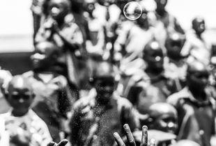 The soul of a hand at Rwanda