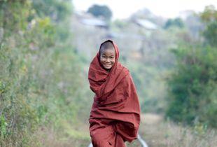 Burma, 2012.