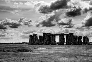 Stones clouds