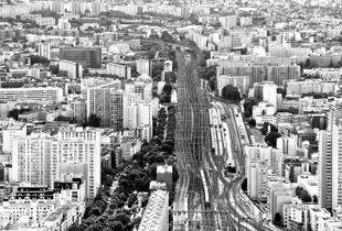 CITY JUNGLE IN PARIS