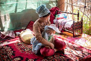Rabbia & Newborn