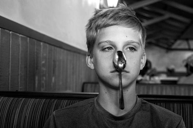 Braeden, 12 Years Old. Sun City, AZ. April 23, 2016.