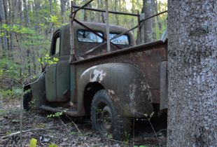 Old Truck (color)