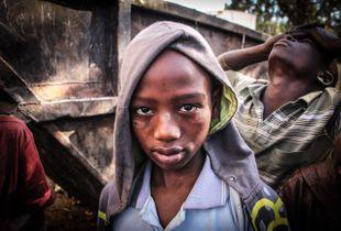 Kenyan Street Boy