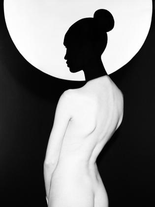 """Series """"Libido & Mortido"""" Portrait #11"""