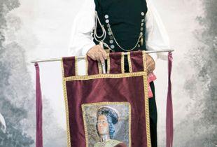 Celebrati Antioco the saint that came from the sea