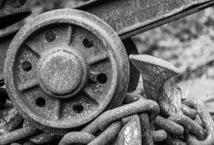 Abandoned iron I