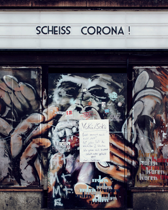 Art, Photography and Corona-Virus