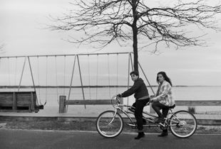 Tandem Bicycle © Alana Perino