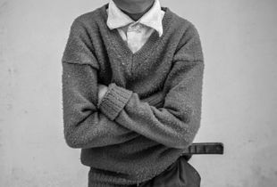 Kavesi Ngui, nine years old. Kalungu, Kenya, 2013