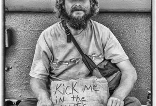 NYC  Homeless in summer