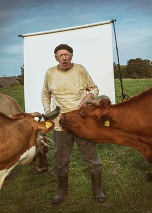 Old farmer Carl