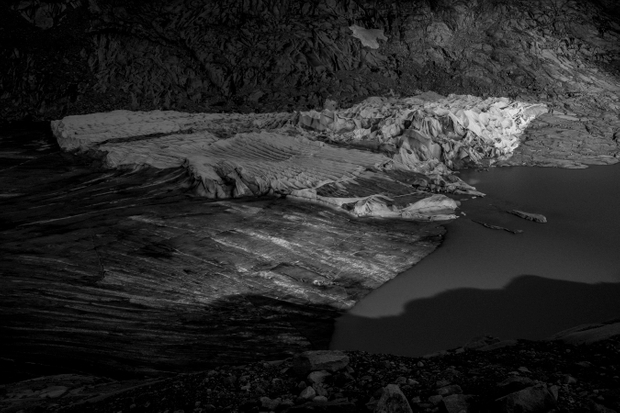Rhone Glacier ,Vallis , Switzerland 11.07.2020