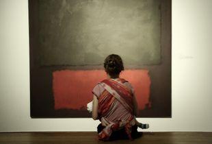 meeting Rothko