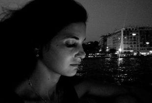 Moody Girl of Saloniki