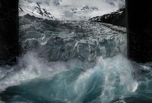 EARTH'S SELF CORRECTING SYSTEMS, ALASKA 2  2018             Inkjet on Ilford Rag / Hahnemühle    Ed. 1/5   108.25 cm x 110 cm