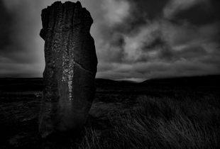 Standing Stone, Isle of Arran