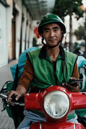 Xe ôm (Saigonese Taxis) 01