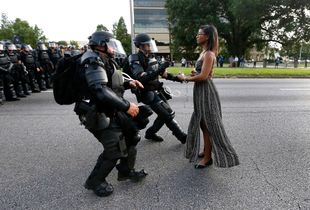 Unrest in Baton Rouge