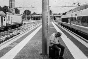 Milan, Italy; July, 2017