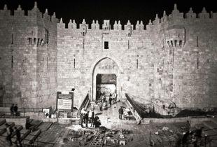 Damaskus gate, Jerusalem, Israel