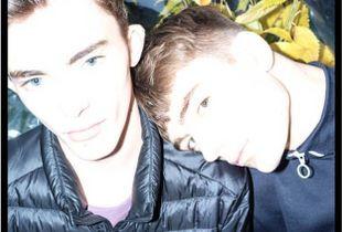 Alex and Oscar