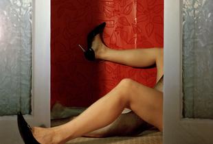 Visual Pleasure (legs akimbo)