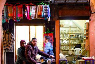 Marrakech Motor Bike