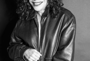 Jezebel in leather jacket