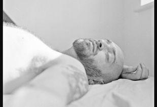 Matt Asleep