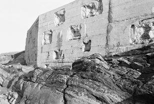 Sea Wall, Papay, 2018