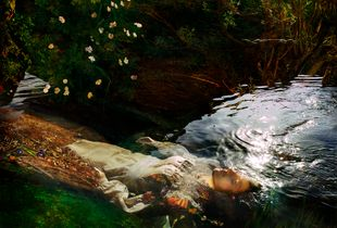 INSURGENT OPHELIA. A contemporary representation.