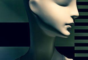 Portrait without identiy