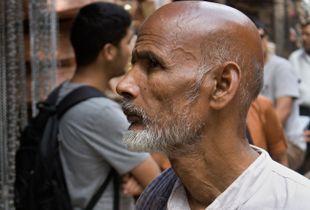 Street portrait 1
