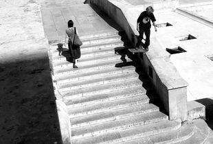 skateboard's  exhibition