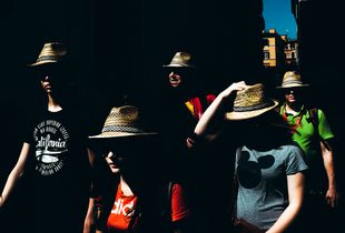 Hats in Rome