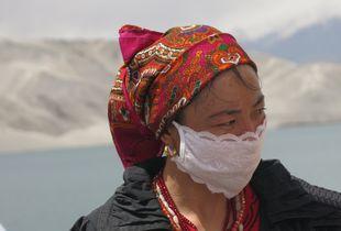 A Chinese woman