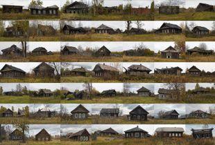Dead village