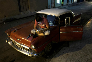 Wi-Fi: Another revolution in Cuba