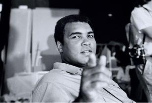Ali Pointing