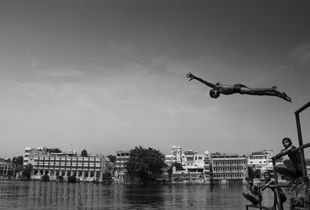 Summers in the city of Lakes, Udaipur