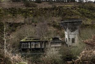 Blaenserchan Coal Washery, near Pontypool.