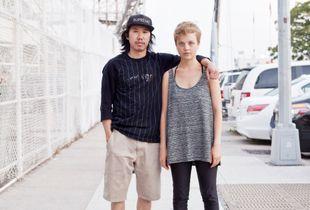 Coney Island Couple