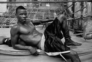Rafael Trejo Boxer, Cuba