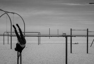 Venice Beach Midday.