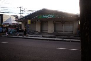 Shutters Down on Nyepi Day
